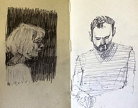 Sketchbook - part 4