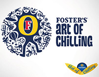 Foster's | Art of Chilling