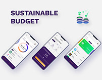 Sustainable Budget: UX/UI Project