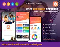 Uber Learning App