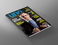 Uno Magazine Editorial Design