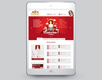 King Price Insurance, Intranet Site Design