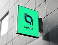 LemonTech brand identity design by Awove
