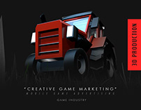 Game Marketing & Advertising Productions