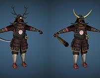 Samurai Generals