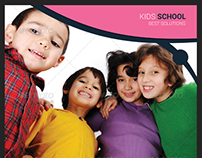 Kids School Flyer Free Psd Template