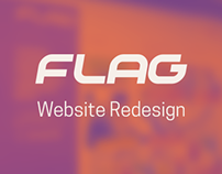 FLAG Website Redesign