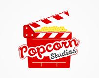 Popcorn Studios logo