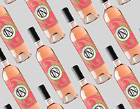 Winery IN, Brand identity, logo and label design