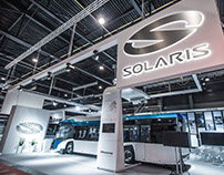 SOLARIS | Trako & Busworld, Gdansk, Kortrijk, 2015