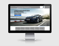 BMW Corporate Site