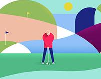 ESPN Youth Idents - Golf