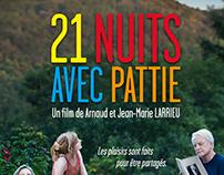 """""""21 nuits avec Pattie"""" des fréres Larrieux"""