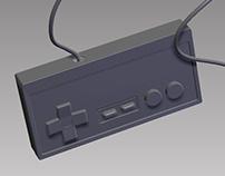 Nintendo Controller - Midterm Project