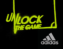 ADIDAS • Unlock the Game