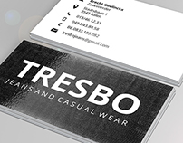 Businesscards TRESBO