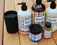 Sans Hemp Body Care