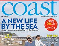 Coast Magazine May 2018