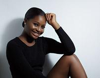 Anita 'Brows' Adetoye (Brains behind Beauty)