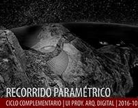2016.10_UI Proy. Arq. Digital_Recorrido Paramétrico