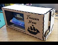 Dynamic Interactive - Flip Book (Pirate)