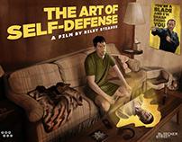 The Art of Self Defense - Alternate Movie Poster