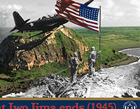 Battle of Iwo Jima Ends