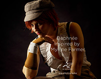 Daphnée inspired by Mylène Farmer