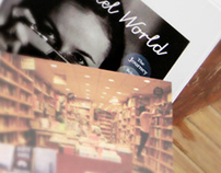 [35。Parallel World] Photography Printed