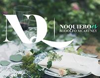 NOQUIERO.ES branding | LOGO