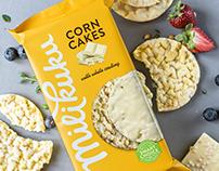 MILIKUKU corn cakes