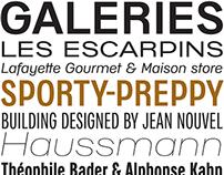 Galeries Lafayette Bader