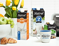 Natrel - Emballages