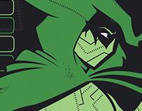 DC Superhero Profiles: Ragman