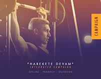 """Solgar 7, Dijital Prelansman """"Harkete devam"""" 2018"""