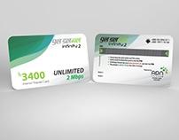 ADN Internet Prepaid Card