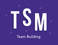 TSM Team Building - Digital Invitation Design