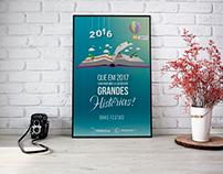 E-mail marketing fim de ano Didáctica