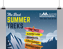 Summer Trek Promo Poster