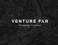 Venture Far | Visual Brand Identity