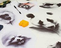 Ballpoint pen drawings005