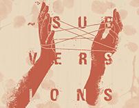 Subversions Screenprint Illustration