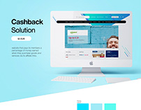 Cashback web application