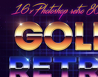 Retro 80s Styles