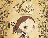 Violeta y el pincel encantado