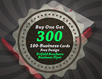 Unlimited Free Business Cards