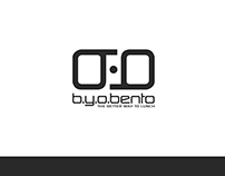 Byo Bento - Winner - Logo Design Contest