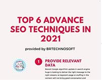 Top 6 advance seo techniques in 2021