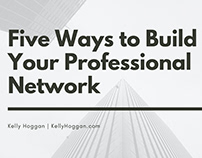 5 Ways to Build Your Professional Network