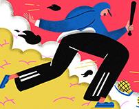 Иллюстрации для Батенька, да вы трансформер (КОПИЯ)